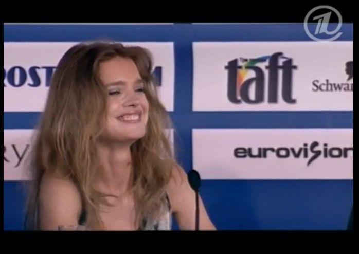 eurovision russian babushka