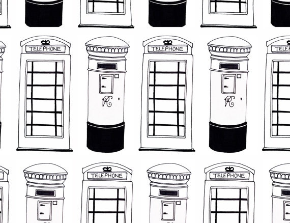 how to draw a telephone box usage smartphones grew