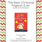 The Best Christmas Pageant Ever Unit Plans and Materials The following ...