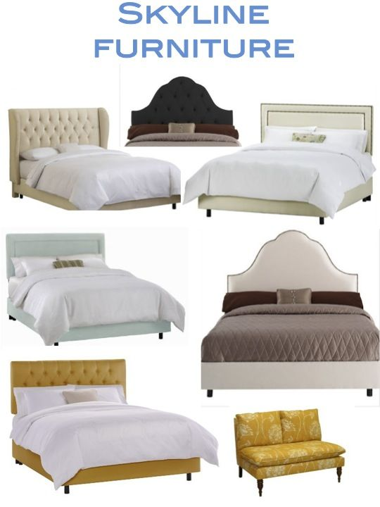 Good resource for inexpensive headboards via effortless style.