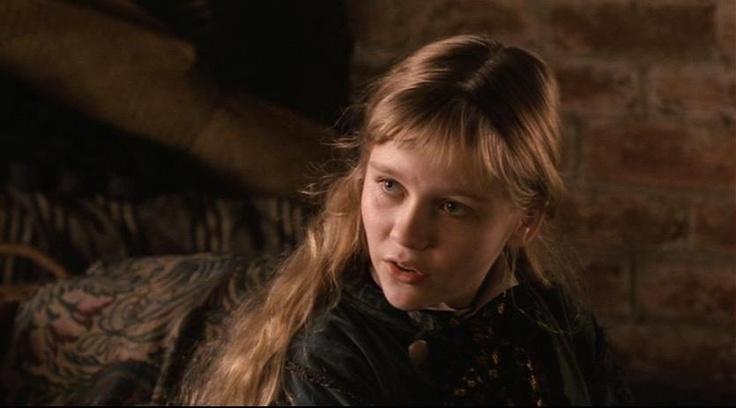 young kirsten dunst in little women best child actress