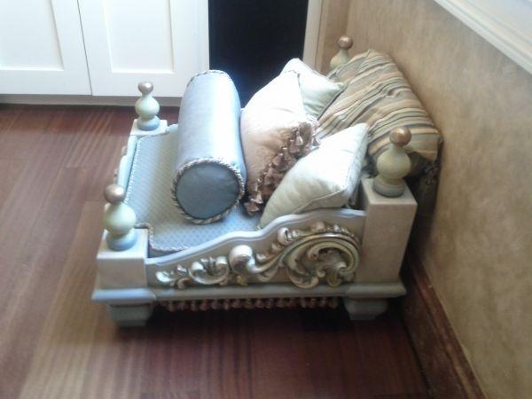 Custom Dog bed... | Dog beds | Pinterest