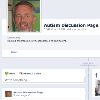 Autism Discussion Page on Facebook. Bill Nason, MS, LLP offers a wealth of information, powerpoints, photos, discussion forum, etc. This page is just so amazing and helpful! Parents, family, therapists, and teachers of individuals with autism should take in what this man shares. His knowledge and information is invaluable!