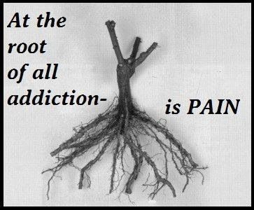 drug addiction joint pain