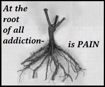 drug addiction joint pain