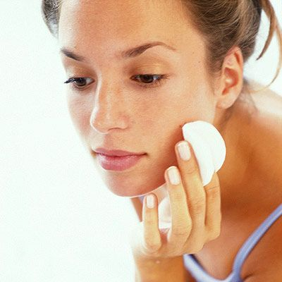 Fitness skin care