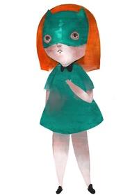 Rachel Smythe illustrator and artist comic books children illustration NZer