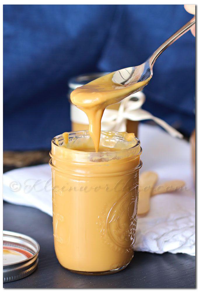 Dulce de Leche - Slow Cooker Method