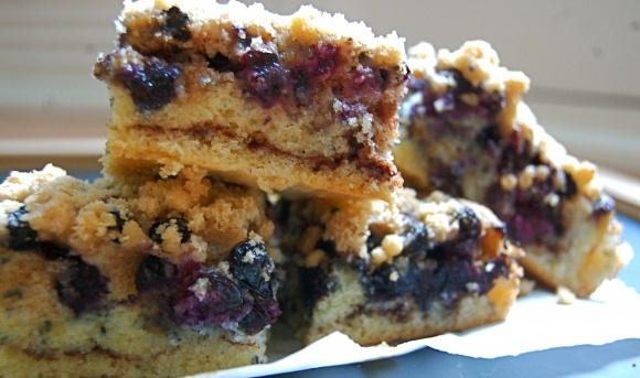 Old Fashioned Blueberry Coffee Cake #blueberry #coffeecake #cake