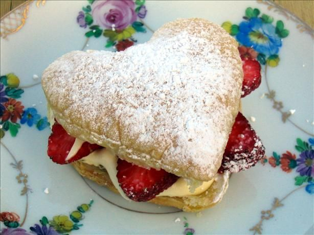 French Napoleons from Food.com: These are to die for!!! They are so ...