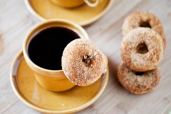 ... free Vanilla Cardamom doughnuts   Allergy/Gluten-Free: Donuts