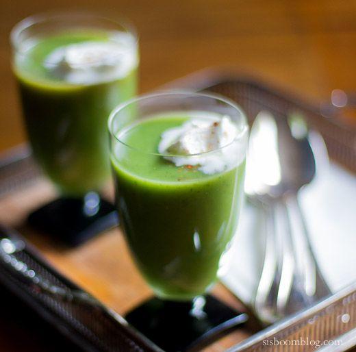 Broccoli Soup for Sick People | Recipe