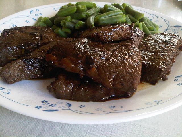 Korean style boneless beef short ribs | There's a party in my tummy ...