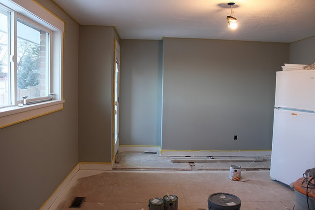 paint half moon crest benjamin moore for the home pinterest. Black Bedroom Furniture Sets. Home Design Ideas
