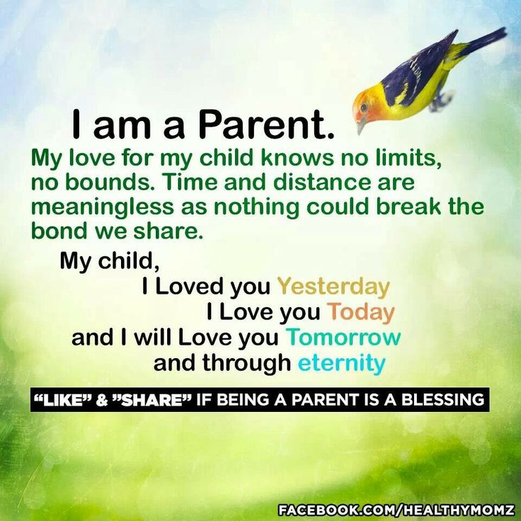 parents quote of the day i love my child quotes pinterest