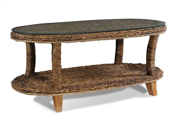 Seagrass Coffee Table St Kitts Collection