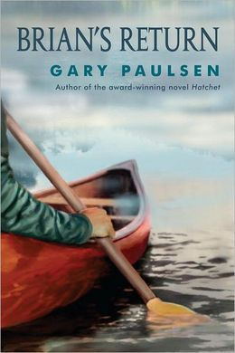 book review of brian s winter by gary paulsen