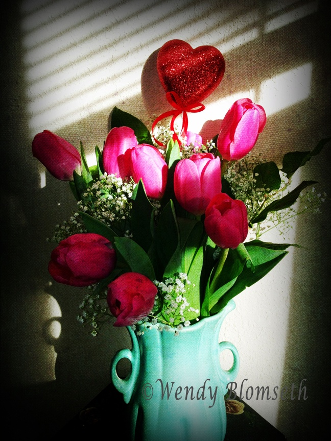 tulips for valentine's day meaning
