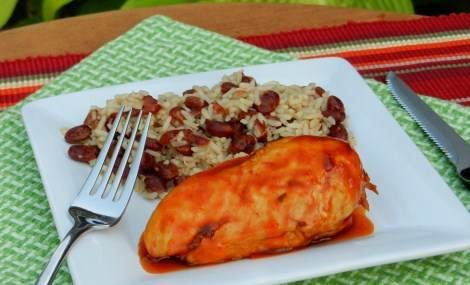 idea that's easy to make with only four ingredients. Coca-Cola Chicken ...