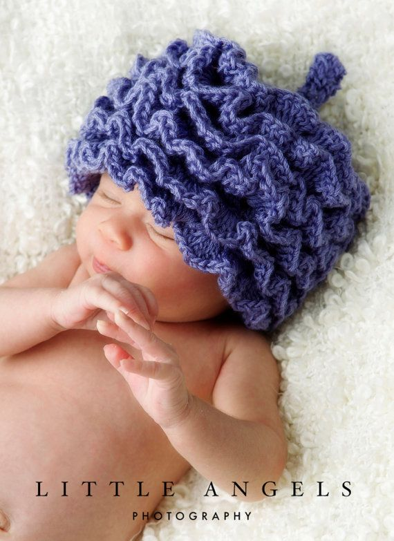 Free Crochet Pattern Diaper Cover With Ruffles : Solid Ruffle Pixie Hat and Ruffles Diaper Cover Crochet ...