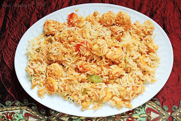 Shrimp Biryani | Recipes A Little Bit Of Everything | Pinterest