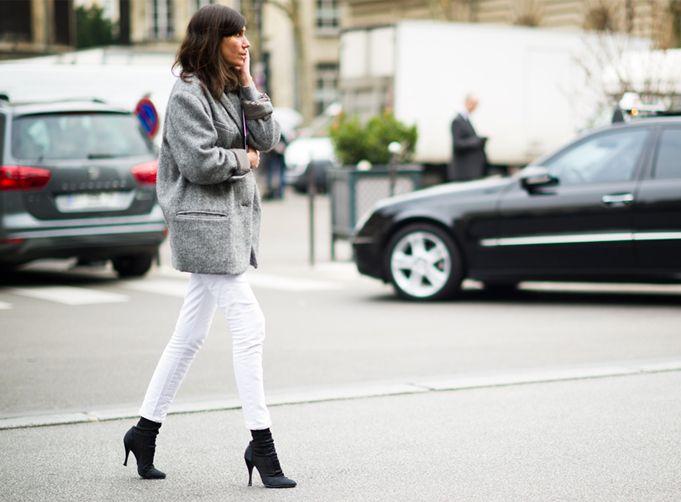 French Women.  Ugh.  Emmanuelle Alt | Rue.