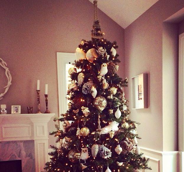 Pottery barn Christmas tree | Home Decor | Pinterest