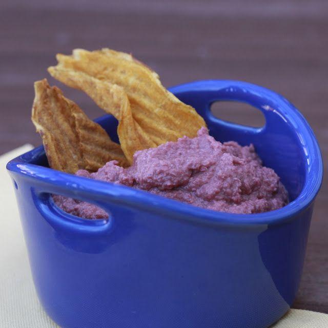 Beet Hummus | Farm to Table | Pinterest