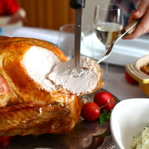 carving perfect roast turkey | Dinner Recipes | Pinterest