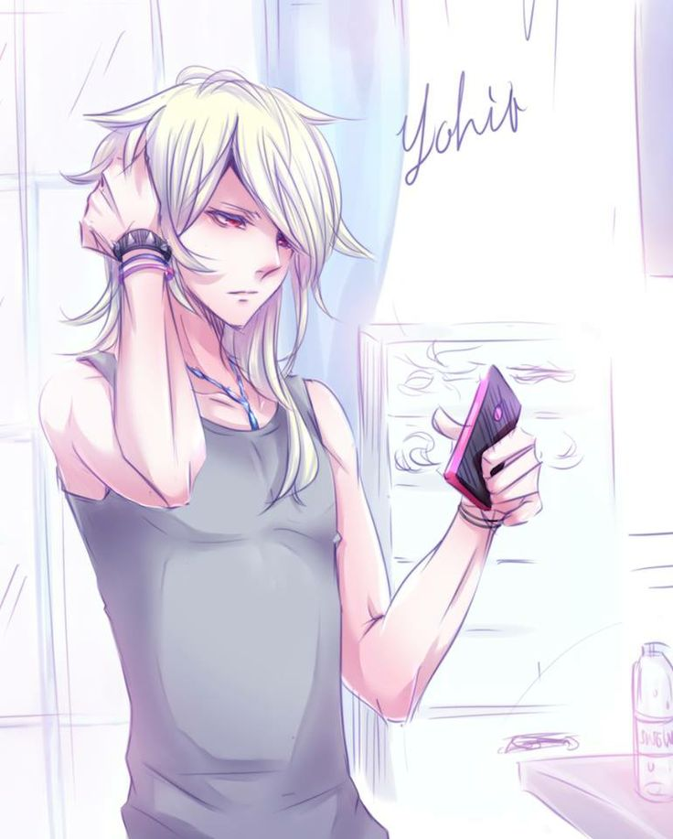 YOHIOloid  the sexiest male Vocaloid to date  3Vocaloid Yohioloid