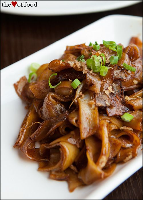 Char Kway Teow | Asian | Pinterest