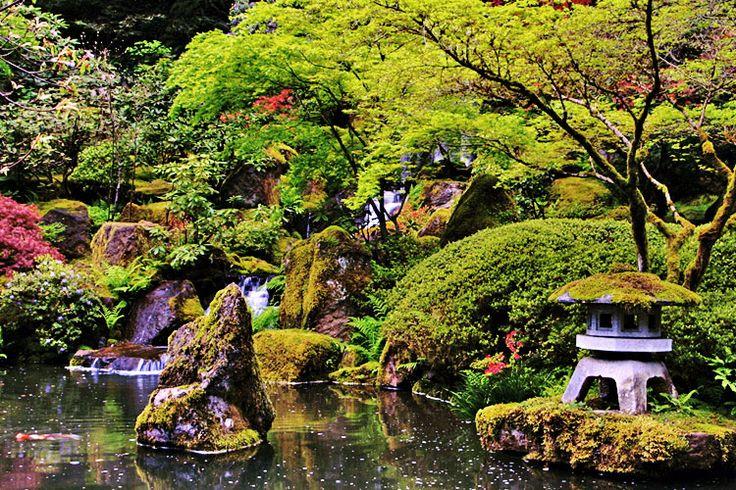 Japanese Garden Portland Or Everything Portland