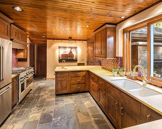 True Builders Kitchen Floor Tile Colors Maple Color Tiles