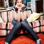 Miranda Hart -one of the funniest women in the planet.