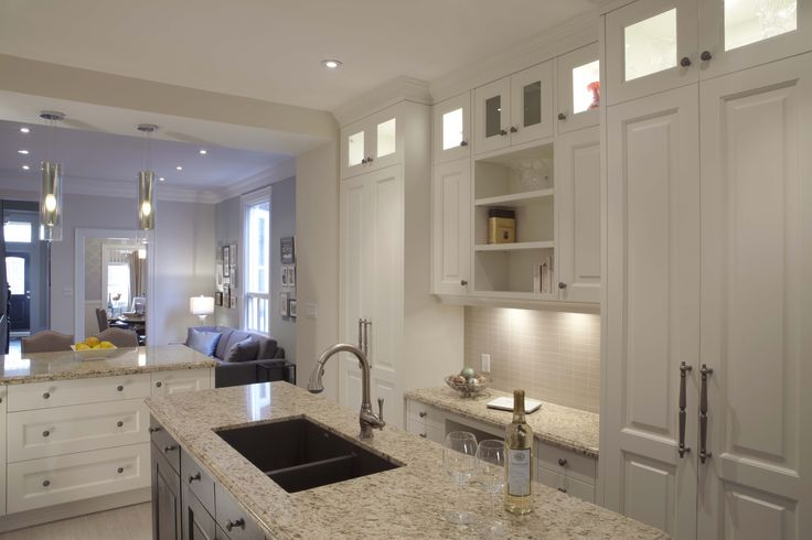 Amazing Transitional white kitchen design - LUX Design 736 x 490 · 42 kB · jpeg