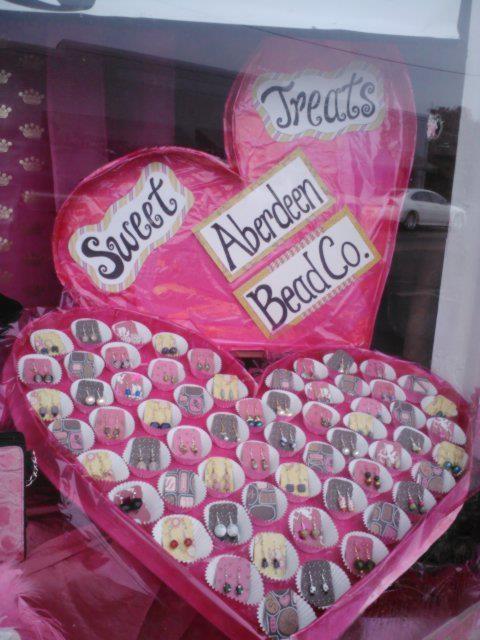 valentine's day bead crafts