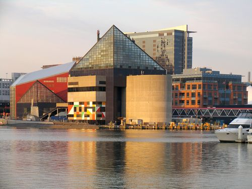 National Aquarium Baltimore Md Baltimore Maryland Pinterest