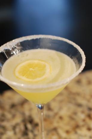 Meyer Lemon Drop Martini | Recipe