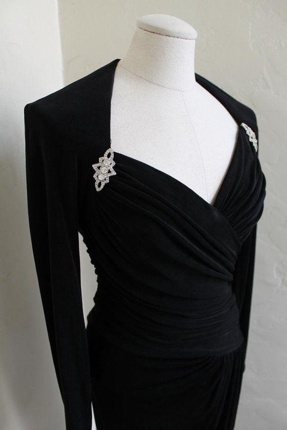 Evening dresses 1940 style