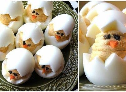 Pin by Kathy Seelig on Deviled Eggs / Egg ideas | Pinterest