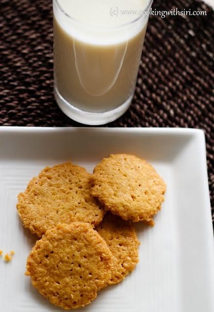 Cornmeal Cookies Recipe — Dishmaps