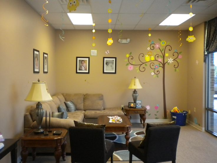 Waiting Room Clinic Decor Dreams Pinterest