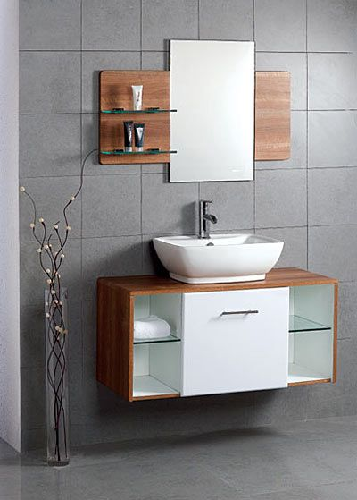 wall mounted bathroom vanity home is where the heart is pinterest