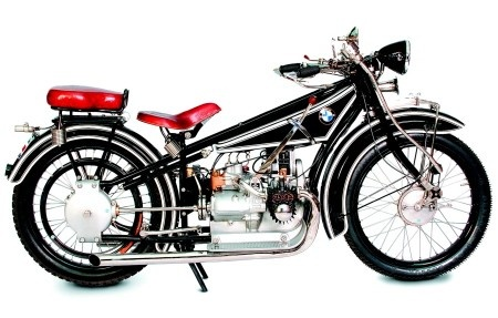 BMW R32 from 1925