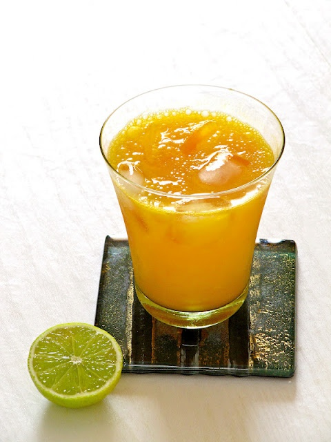 Mango Spritzer | Drinks! | Pinterest