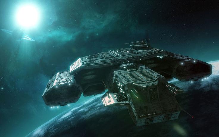prometheus spacecraft stargate - photo #5