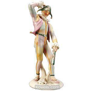 Cybis Jester Figurine