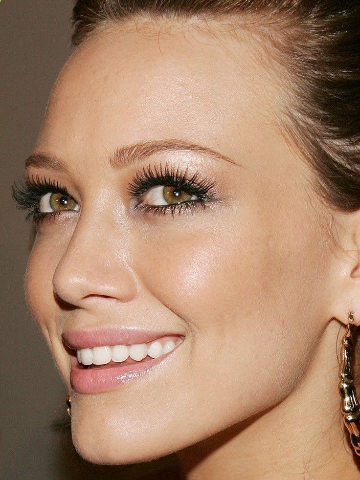 Neutral Wedding Makeup : Hilary Duff- neutral makeup Style Pinterest