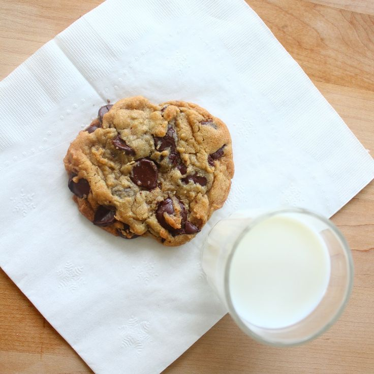Jacques Torres' Famous Chocolate Chip Cookies