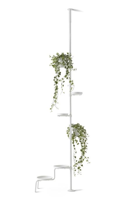 Ikea ps 2014 plant stand white indoor outdoor white for Ikea plantes